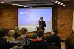 Jaunuzņēmumi un #StartInLatvia